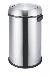 TORO Nerezový kôš na odpadky TORO 65l