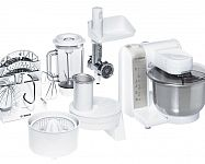Recenzia Bosch MUM4880. Kuchynský robot za dobrú cenu