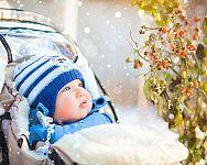 Ako vybrať detský fusak do kočíka či autosedačky? Najlepšie sú z ovčej vlny a s kožušinkou