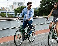 Ako vybrať mestský bicykel? Aké výhody ponúka?
