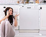 Poruchy umývačiek riadu  Bosch, Mora, Beco  a Electrolux