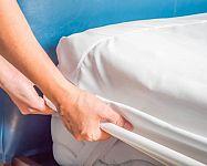 Nepremokavé chrániče matracov a podložky na matrac  predĺžia ich životnosť