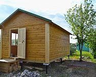 Stavba exteriérovej a interiérovej sauny svojpomocne: Materiál, pec, dlažba do sauny