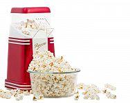 Popkornovače – recenzie. Najlepšie stroje na výrobu popcornu má Klarstein, Clatronic a Guzzanti