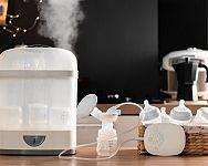 Tipy, ako sterilizovať odsávačku materského mlieka