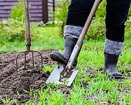 Ako pripraviť záhradu na jar – príprava pôdy na sadenie, kedy rýľovať