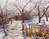 Ako zazimovať záhradný nábytok? Príprava nábytku na zimu