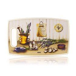 Banquet Doštička na krájanie plastová Lavender,