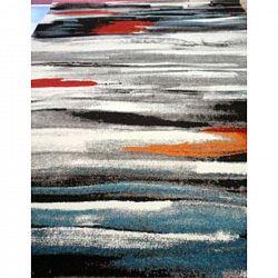 Spoltex Kusový koberec Diamond new 20701-95 grey, 160 x 230 cm