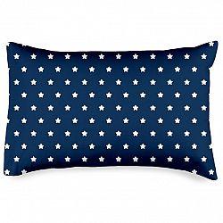 4Home Obliečka na vankúšik Stars navy blue, 50 x 70 cm, 50 x 70 cm