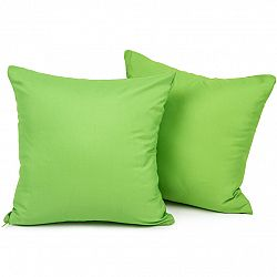 4Home Obliečka na vankúšik zelená, 40 x 40 cm