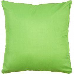 4Home Obliečka na vankúšik zelená, 50 x 50 cm