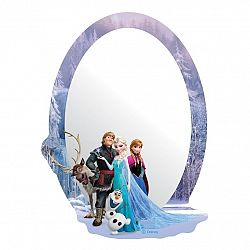 AG Art Samolepiace detské zrkadlo Ľadové kráľovstvo, 15 x 21,5 cm