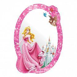 AG Art Samolepiace detské zrkadlo Princezná, 15 x 21,5 cm