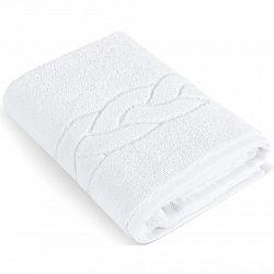 Bellatex Hotelový froté uterák 001 biely 550 g, 50 x 100 cm