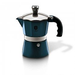 Berlinger Haus Kanvica na espresso 3 šálky Aquamarine Metallic Line