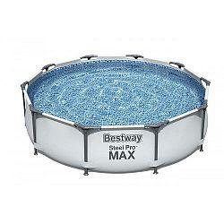 Bestway Nadzemný bazén Steel Pro MAX, pr. 305 cm, v. 76 cm