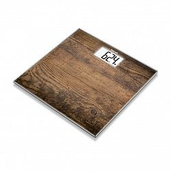 Beurer BEU-GS203Wd osobná váha Wood