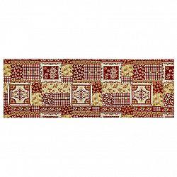 Boma Trading Behúň Gobelín červená, 32 x 96 cm