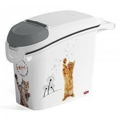 CURVER kontajner na suché krmivo 6kg mačka 03883-L30