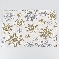 Dakls Prestieranie Snowflakes biela, 33 x 48 cm