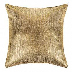 Dakls Vianočná obliečka zlatá, 40 x 40 cm