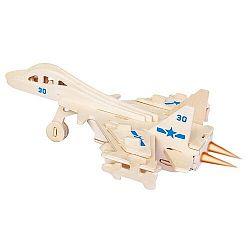 Detský hrací set Construct Jet, 23 x 18,6 cm