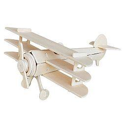 Detský hrací set Construct Plane, 23 x 18,6 cm