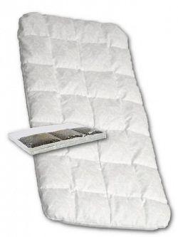 Detský matrac do kočíka New Baby 75x35 molitan-pohánka