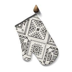 Domarex Kuchynská chňapka Indiana Aztec sivá, 17 x 28 cm