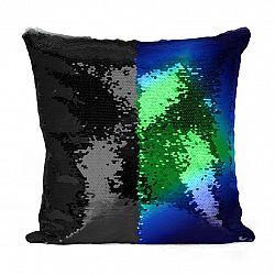 Domarex Obliečka na vankúšik s filtrami Flippy modrá, 40 x 40 cm