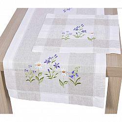 Forbyt Obrus Jarné kvety, 35 x 160 cm, 35 x 160 cm
