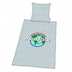 Herding Bavlnené obliečky Hard Rock Cafe Save The Planet, 140 x 200 cm, 70 x 90 cm
