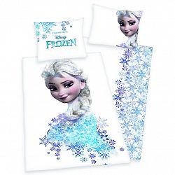 Herding Detské bavlnené obliečky Frozen, 140 x 200 cm, 70 x 90 cm
