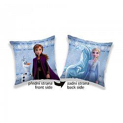 Jerry Fabrics Vankúšik Frozen 2 sides L, 40 x 40 cm