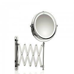 Kela Kozmetické zrkadlo nástenné s osvetlením VALERIA