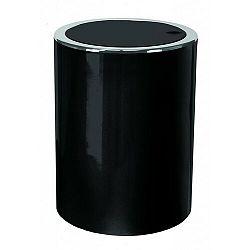 Kleine Wolke Kozmetický odpadkový kôš Clap 5 l, čierna