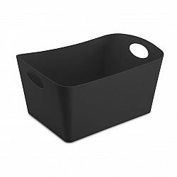 Koziol Úložný box Boxxx čierna, 15 l