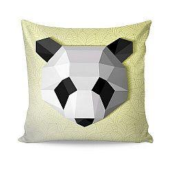 Matějovský Obliečka na vankúšik Deluxe Panda, 40 x 40 cm