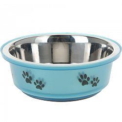 Miska pre psa modrá, 300 ml