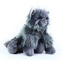 Rappa Plyšová mačka britská, 30 cm