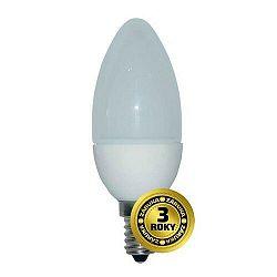 Solight LED žiarovka Sviečka 6W, 3000K