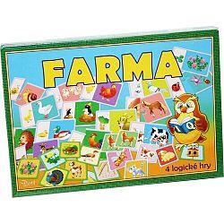 Spoločenská hra Farma