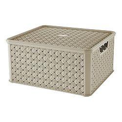 Tontarelli Box s vekom Arianna 13L krémová 8035776210