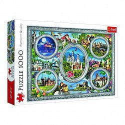 TREFL - puzzle 1000 Svetové zámky