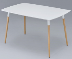 jedálenský stôl Halmstad 120x75 cm