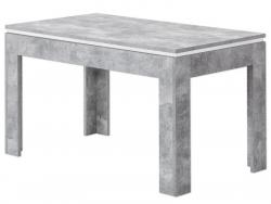 Jedálenský stôl Stone, 140x80 cm, rozkladací