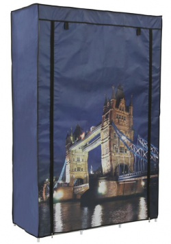 Látková skriňa Tower Bridge