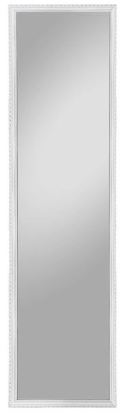 Nástenné zrkadlo Lisa-biela 35x125 cm