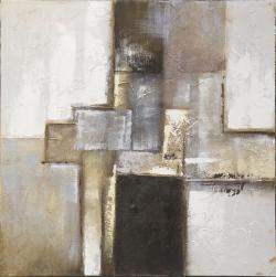 Obraz na stenu Rimbo - Cube 100x100 cm
